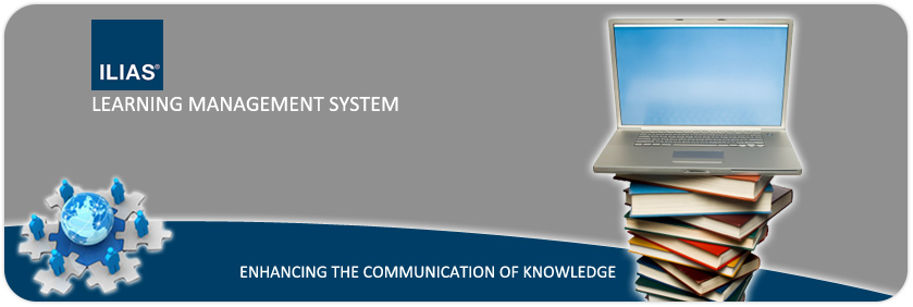 ILIAS | Learning management system that enhances the communication of knowledge